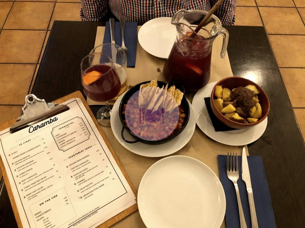 Read more about the article Caramba Tapas