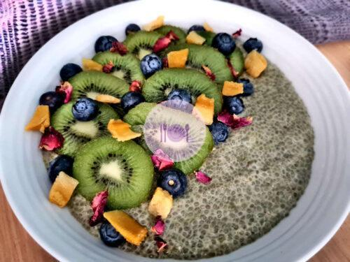 Read more about the article Matcha Chia Pudding