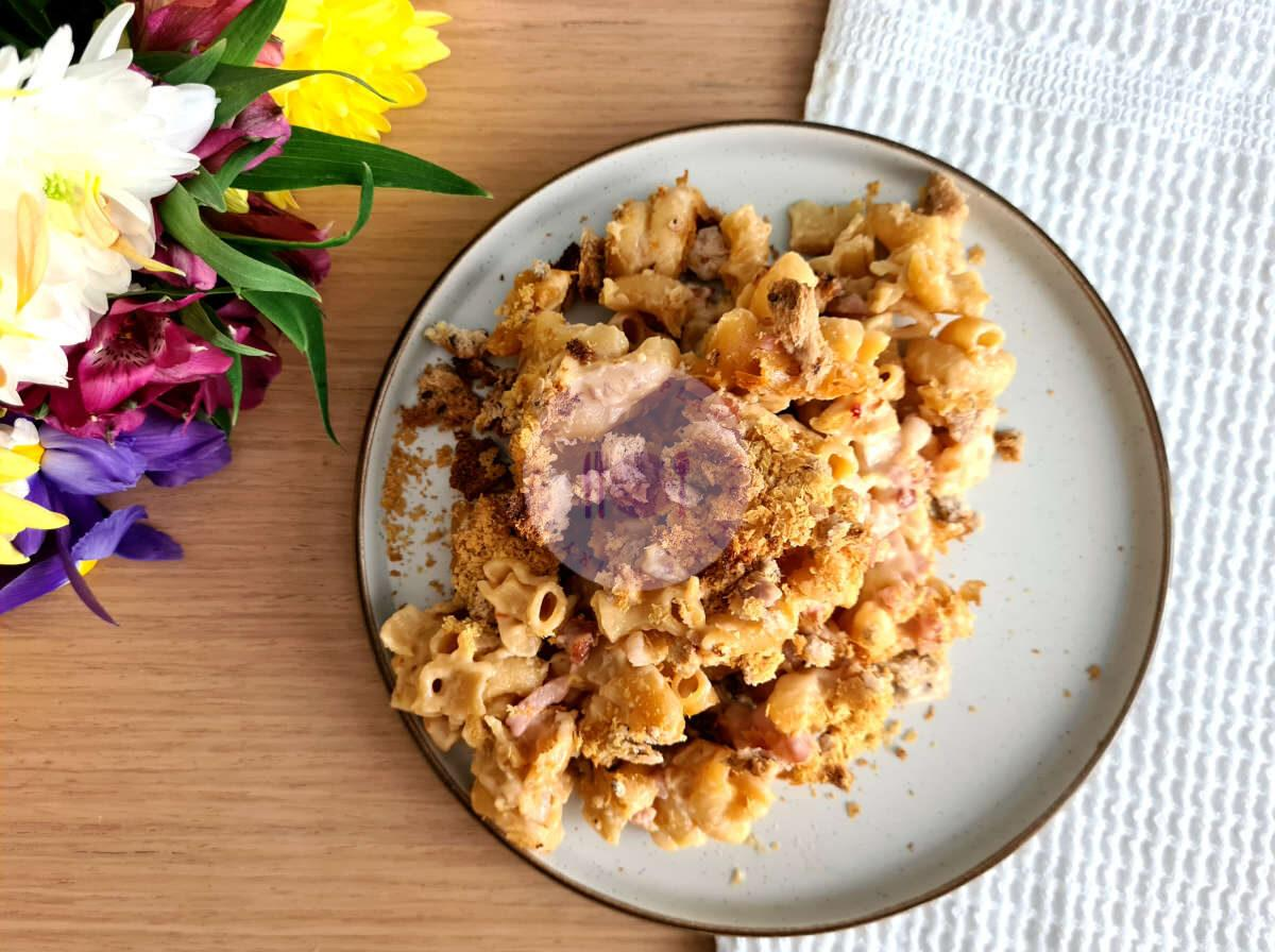 Read more about the article Bacon Macaroni Cheese