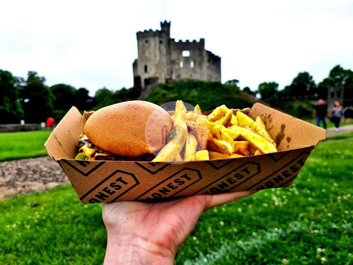 Honest-burgers-cardiff-castle