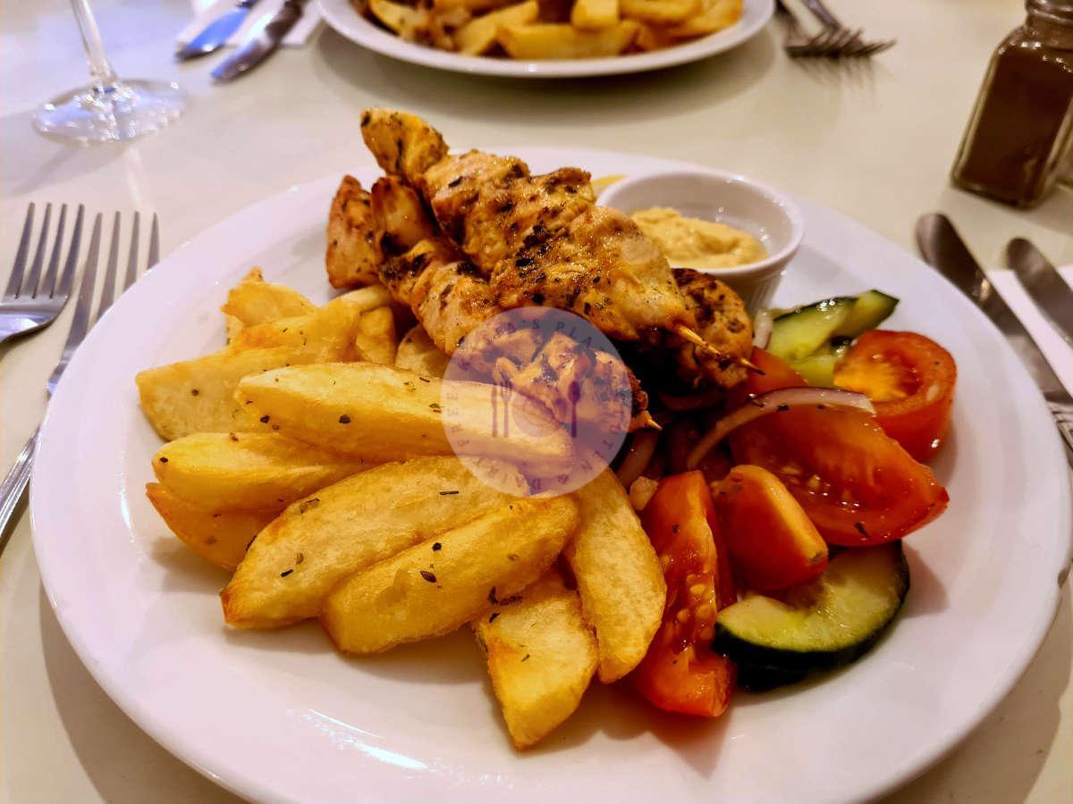 Marias-Greek-Taverna-Chicken